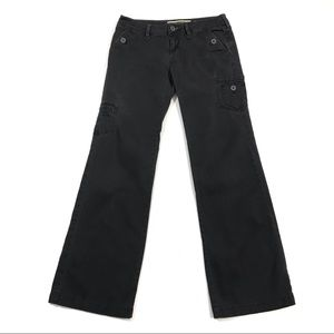 Daughters of Liberation Wide Leg Cargo Pants